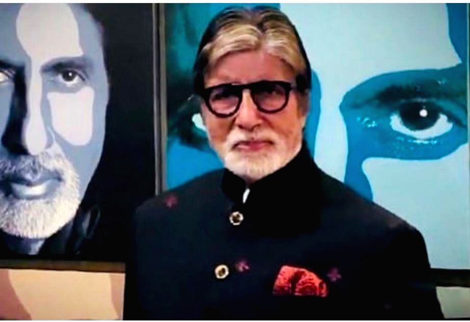 Big B: Learnt more during lockdown than in 78 years.