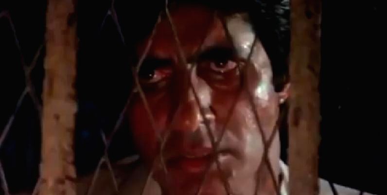 Big B reveals the 'Bhoothnath' connect in 'Agneepath'.