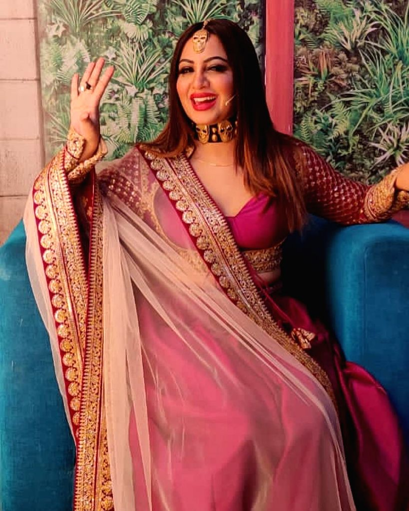 Bigg Boss 14: Arshi admits getting lip filler, says Rakhi Sawant took her to doctor.