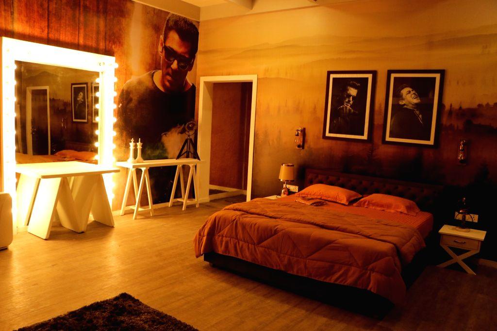 Bigg Boss 14: Here's a peek into Salman Khan's chalet. - Salman Khan