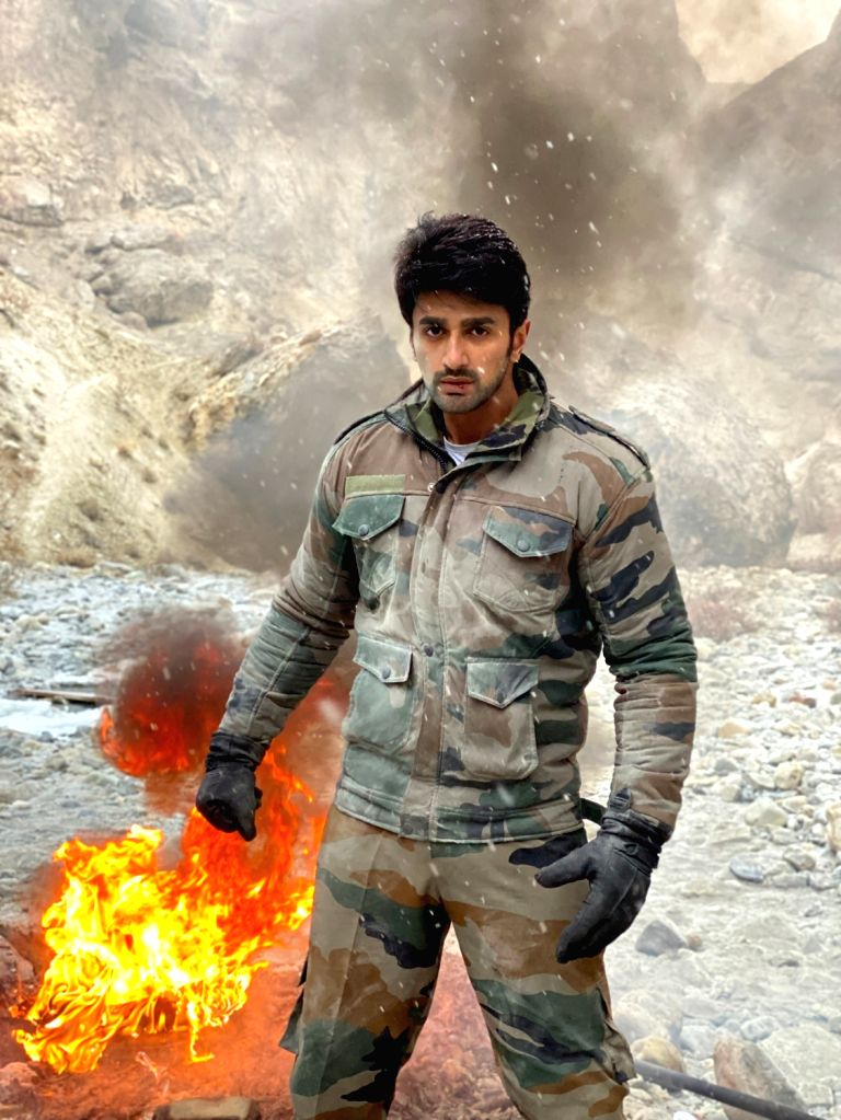 Bigg Boss 14 housemate Nishant Singh Malkhani plays army officer in web film. - Nishant Singh Malkhani