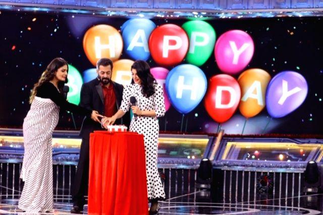 Bigg Boss 14: Salman Khan gets special birthday tribute - - Salman Khan