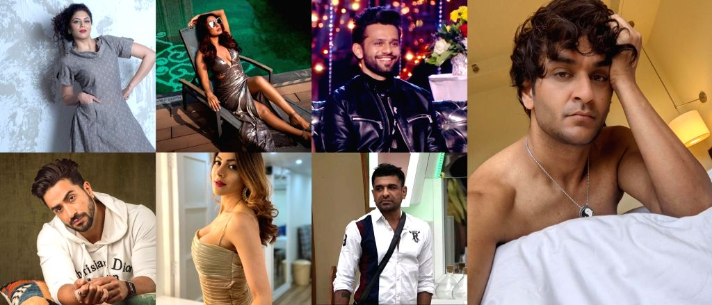 Bigg Boss 14: Wasn't the show about locking people away for months.(photo:Instagram)