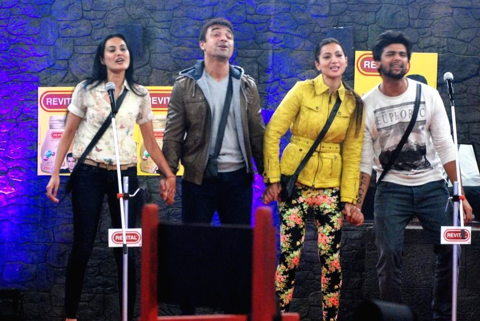 Bigg Boss housemates turn Music Composers. From the house of Bigg Boss Saath - 7