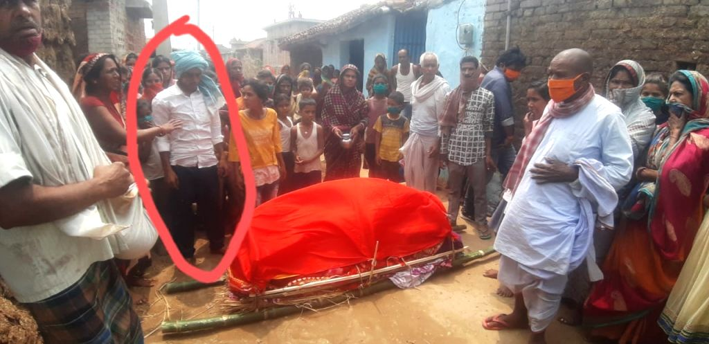 Bihar: After 5 hours of marriage, the wife left the house, instead of getting up the doli, the economist got up.