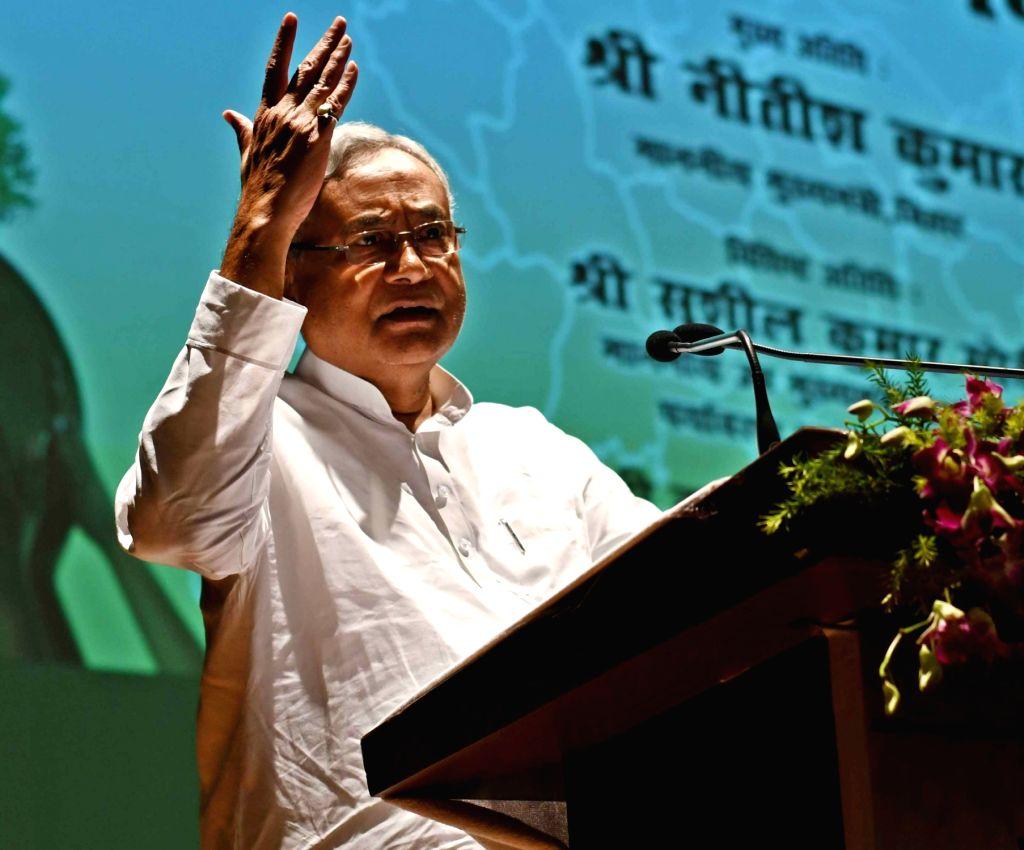 Bihar Chief Minister Nitish Kumar. (File Photo: IANS) - Nitish Kumar