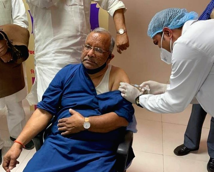 Bihar Chief Minister Nitish Kumar on Monday stated that vaccine will be made available for free even in the private hospitals of Bihar. - Nitish Kumar