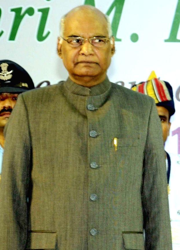 Bihar Governor Ram Nath Kovind. (File Photo: IANS) - Nath Kovind
