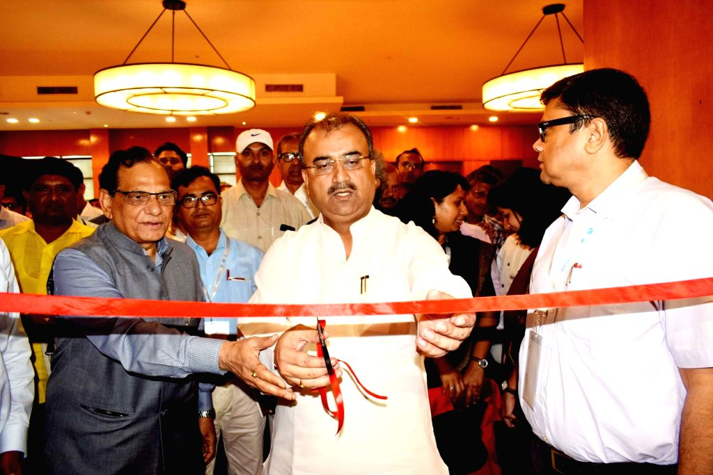 "Bihar Health Minister Mangal Pandey inaugurates a workshop on ""Strengthening of Health Systems and Improving Health Outcomes"", in Patnaon Aug 29, 2019. - Mangal Pandey"