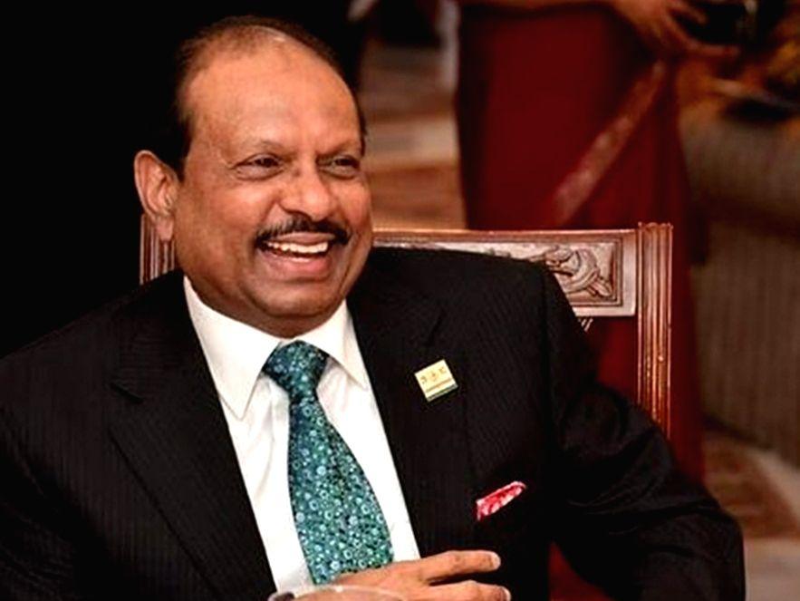 billionaire businessman M.A. Yusuf Ali.(photo:instagram)