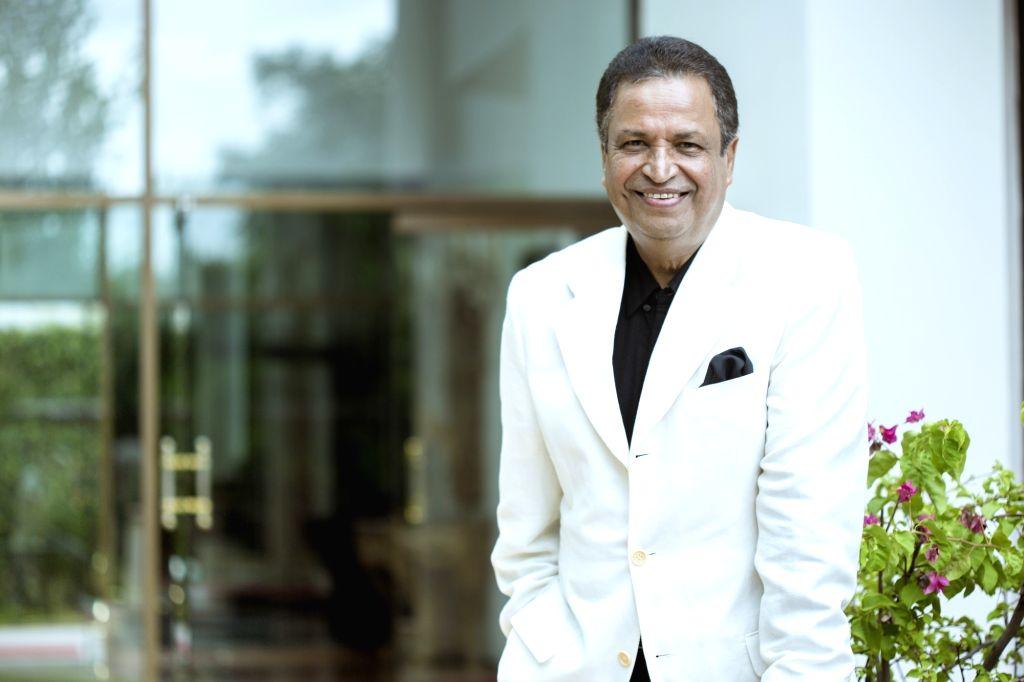 Binod Chaudhary. - Binod Chaudhary