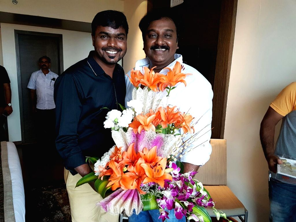 Birth celebration of director V.V. Vinayak. - V.