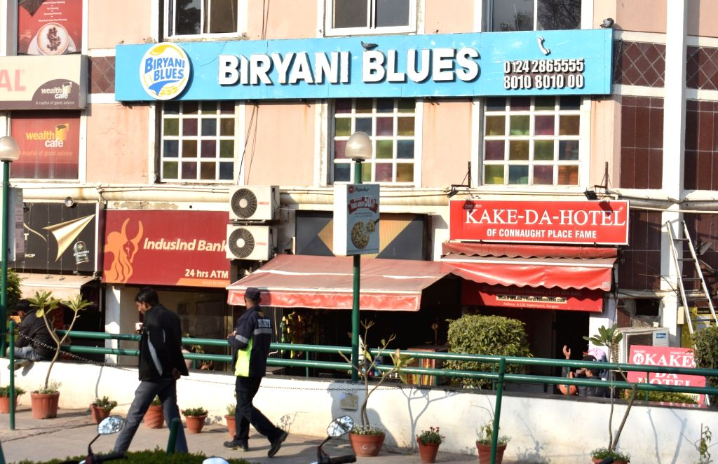 Biryani Blues.