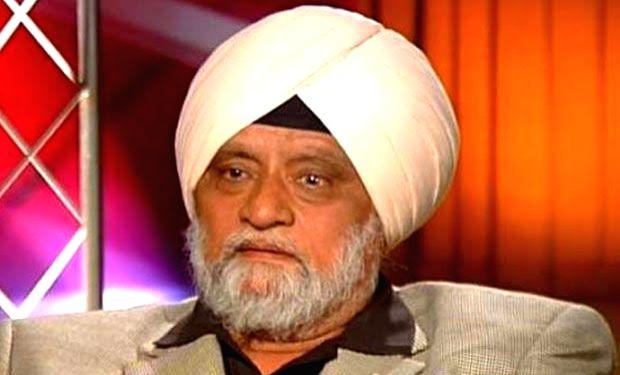 Bishan Singh Bedi. - Bishan Singh Bedi