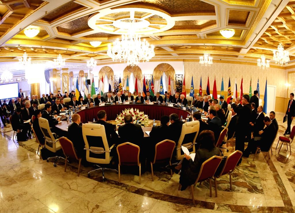 BISHKEK, Sept. 16, 2016 - Foreign Ministers of the Commonwealth of Independent States (CIS) member states meet in Bishkek, capital of Kyrgyzstan, Sept. 16, 2016. The Commonwealth of Independent ... - Council