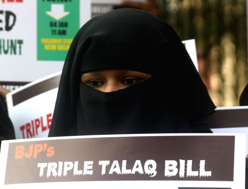 BJP ally Janata Dal (United) on Thursday opposed the Triple Talaq Bill which was moved by the government in the Lok Sabha and walked out saying there was a need to create public awareness on the issue with the help of Muslim community leaders. (Photo