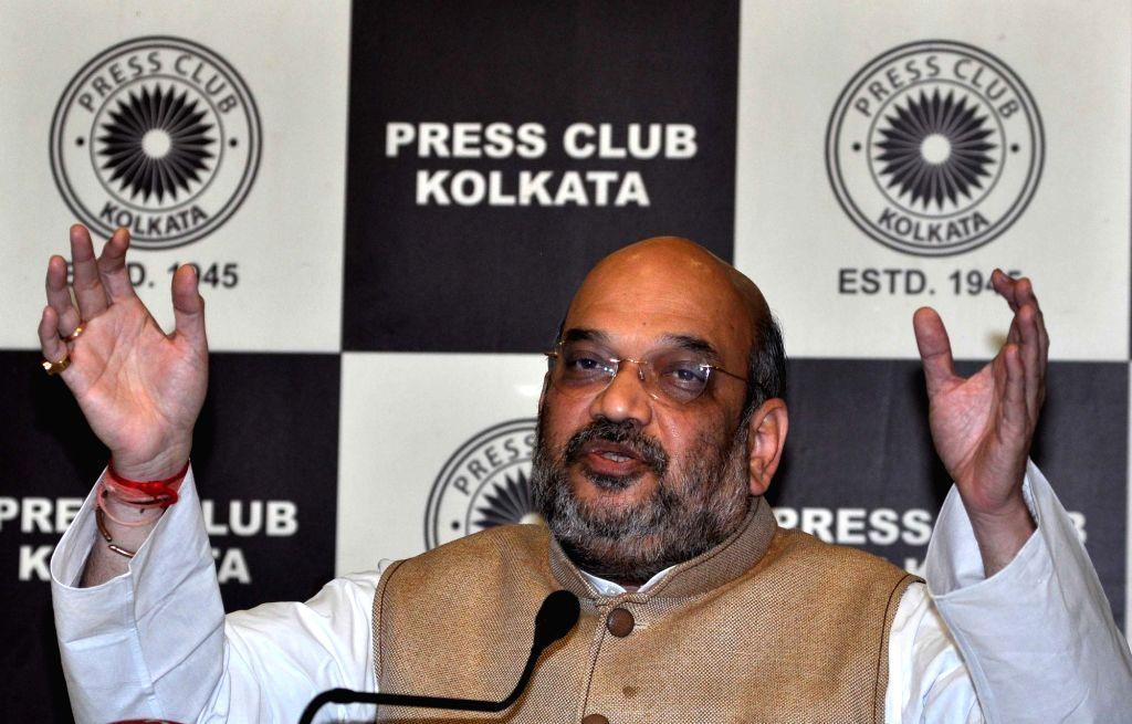 BJP chief Amit Shah. (File Photo: IANS) - Amit Shah