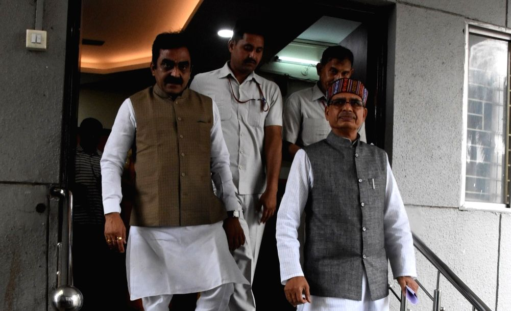 BJP leadership soft-pedals cross-voting by MLAs in MP