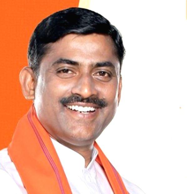 BJP Madhya Pradesh in-charge P. Murlidhar Rao. ( Credit : P. Murlidhar Rao/twitter) - P. Murlidhar Rao