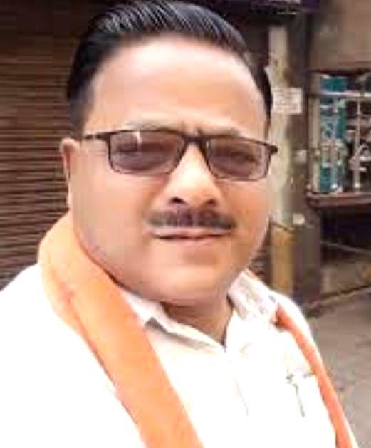 BJP MLA Dr Radha Mohan das Agarwal.