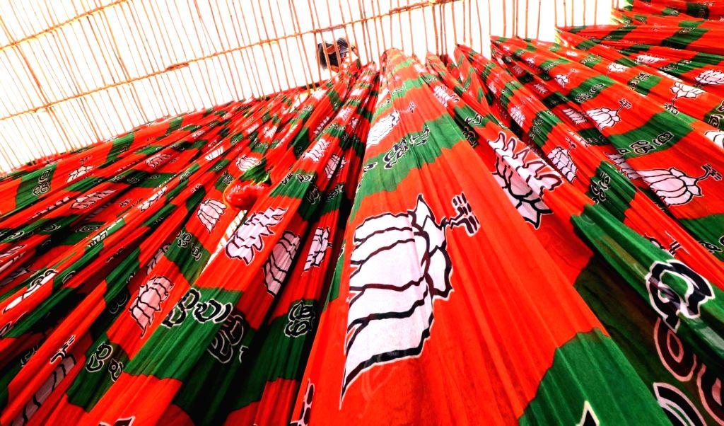 BJP (Photo: IANS)