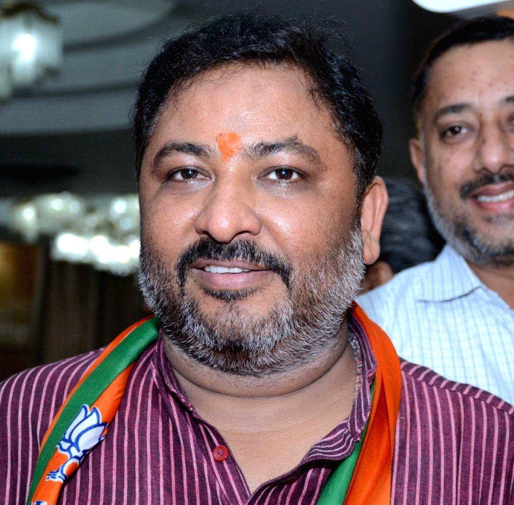 BJP's Uttar Pradesh unit Vice-President Dayashankar Singh. (File Photo: IANS) - Dayashankar Singh