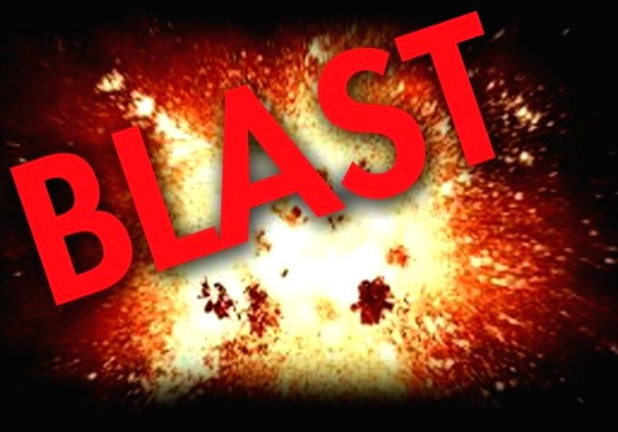Blast.