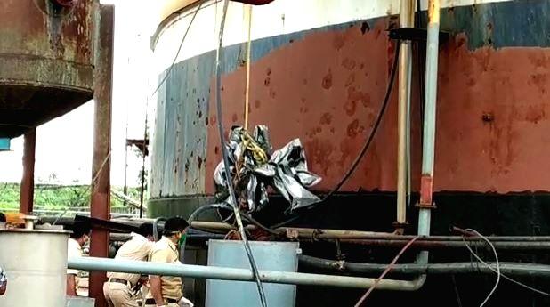 Blast in Gadkari-linked Nagpur sugar factory