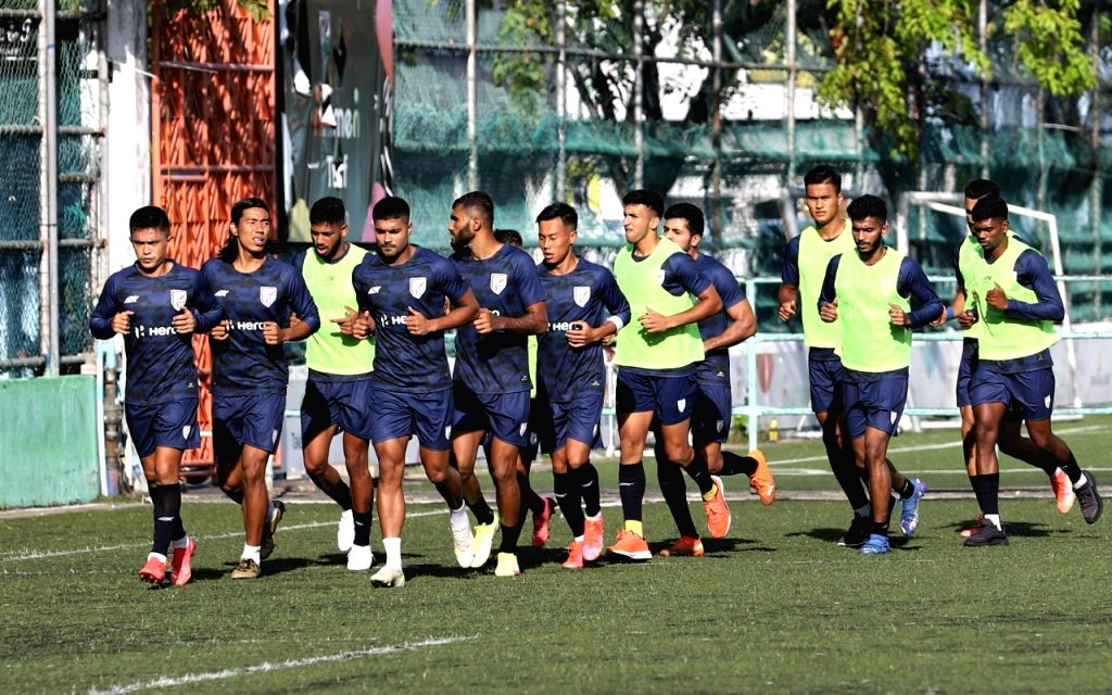 Blue Tigers gear up for Bangla test in first match of SAFF Championship