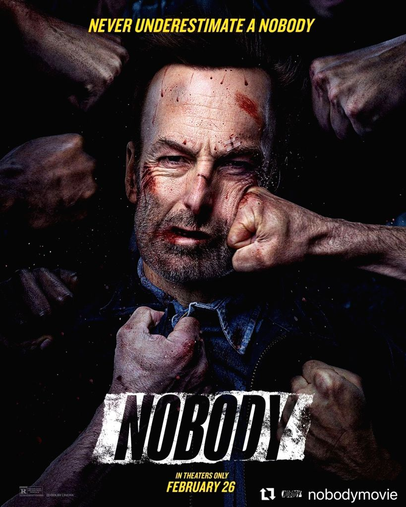 Bob Odenkirk: 'Nobody' action scenes were cathartic