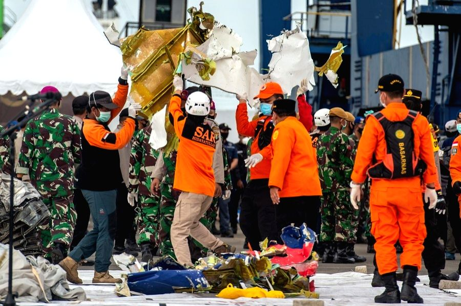 Boeing assisting with investigation in Indonesia flight crash