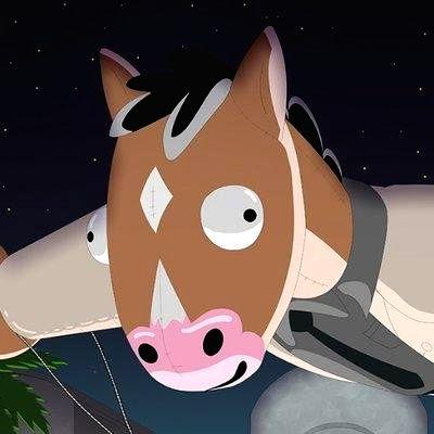 :BoJack Horseman. (Photo: Twitter/ @BoJackHorseman  ).
