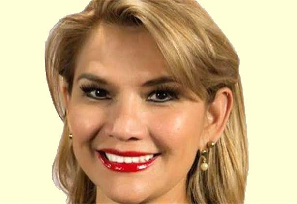 Bolivian Opposition Senator Jeanine Anez