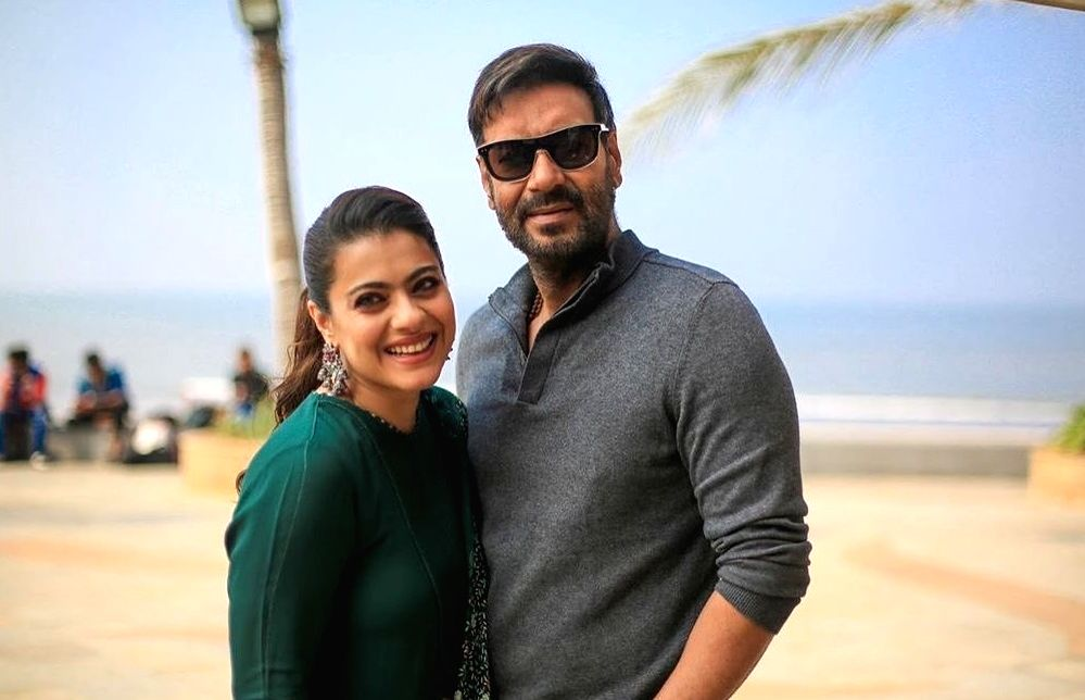 Bollywood actor Ajay Devgn has rubbished rumours related to his actress-wife Kajol and daughter Nysa's health. - Ajay Devgn and Kajol