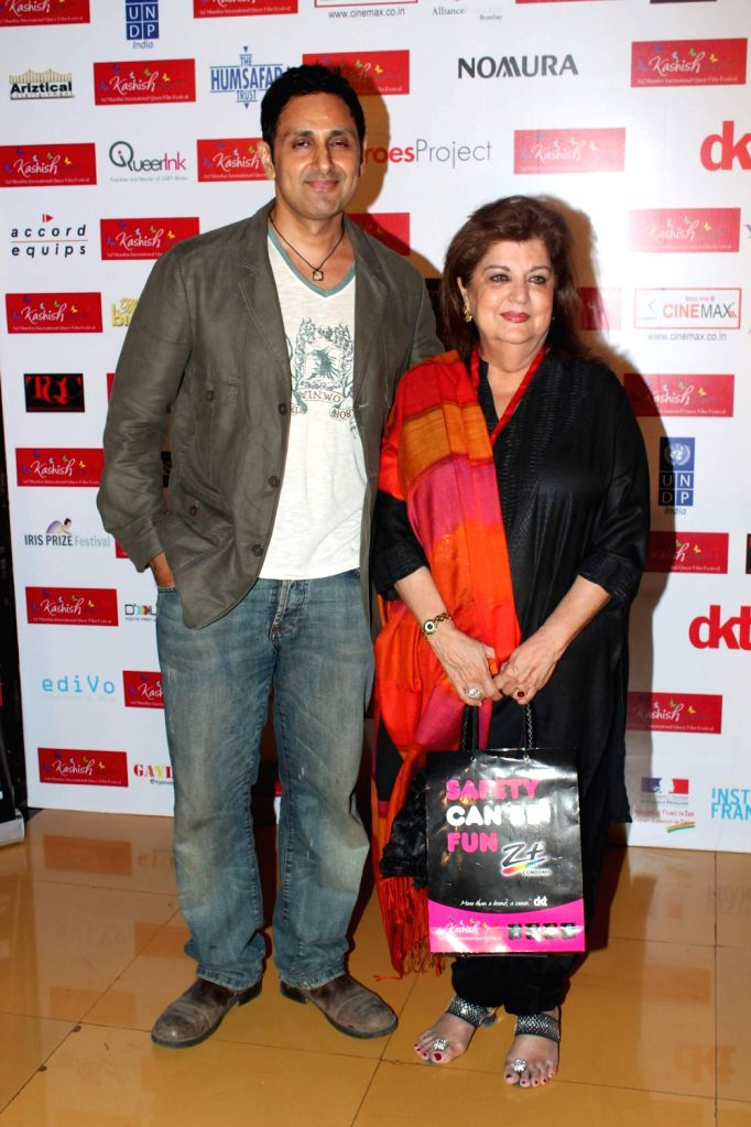 Bollywood actor Sanjay Suri at Kashish film festival at Cinemax in Mumbai. - Sanjay Suri