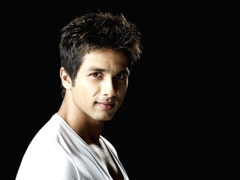 Bollywood actor Shahid Kapoor. - Shahid Kapoor