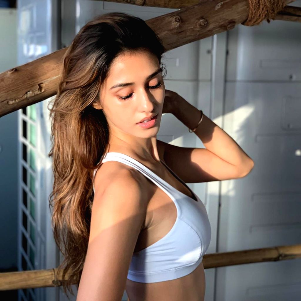 Bollywood actress and a fitness enthusiast Disha Patani has shared a string of photographs of her flaunting her fit and well-chiselled body on social media. Disha took to Instagram and shared a bunch of photographs where she can be seen flaunting her