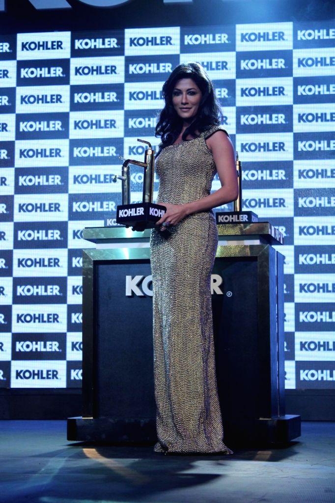 Bollywood actress Chitranghada Singh unveils the Latest Collection by Kohler at Mumbai, India. - Chitranghada Singh
