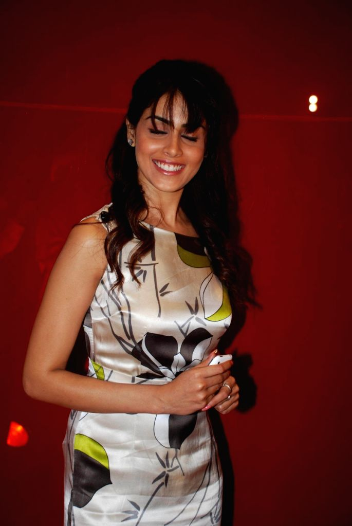 Bollywood actress Genelia D'Souza at the launch of  Ceres store in Bandra Mumbai. - Genelia DSouza