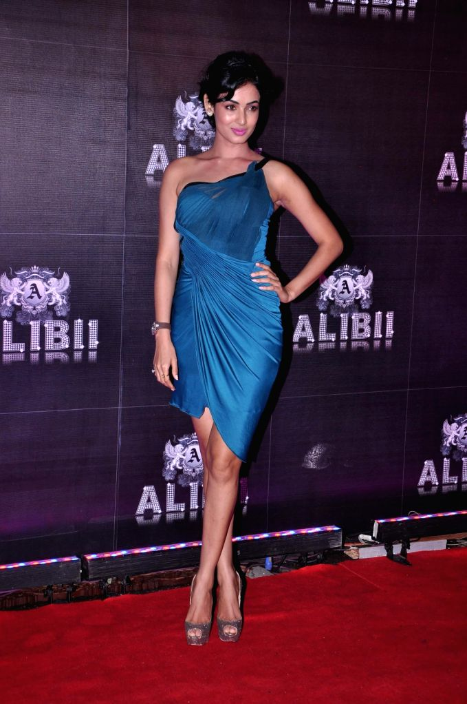 Bollywood actress Gul Panag during the celebration of Sridevi 50th birthday in Mumbai on August 17, 2013. Filmmaker Boney Kapoor has thrown a lavish party to celebrate his Bollywood actress wife ... - Gul Panag and Kapoor