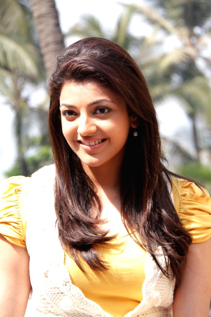 Bollywood actress Kajal Agarwal at media interviews for film SPECIAL 26 at Hotel Novotel in Juhu, Mumbai - Kajal Agarwal