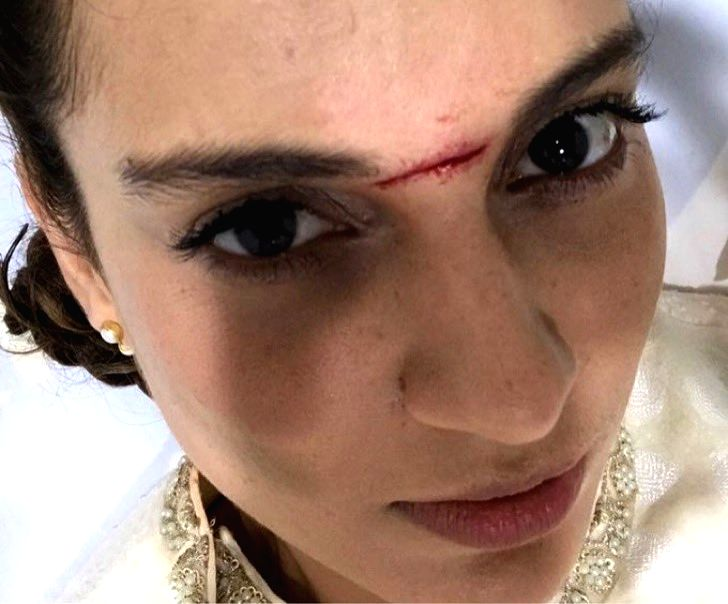 Bollywood actress Kangana Ranaut on Monday celebrated the completion of two years of release of her period drama Manikarnika. She claimed it was the most successful Indian film in Japan. - Kangana Ranaut