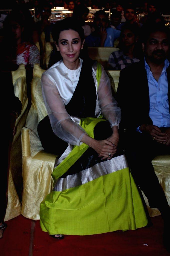Bollywood actress Karisma Kapoor during a program to celebrate world environment day organized by Bhamla Foundation and MCGM in Mumbai, on June 5, 2017. - Karisma Kapoor