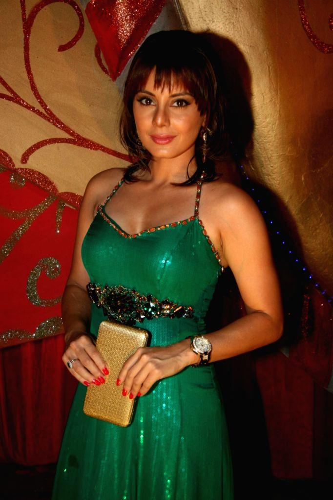 Bollywood actress Minissha Lamba at the Gladrags Mega Model Hunt 2009 finals held in Mumbai Sunday. - Minissha Lamba