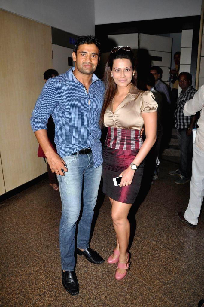 Bollywood actress Payal Rohatgi at `Indian Martial Art` event held at Bhaidas Hall, Mumbai. - Payal Rohatgi