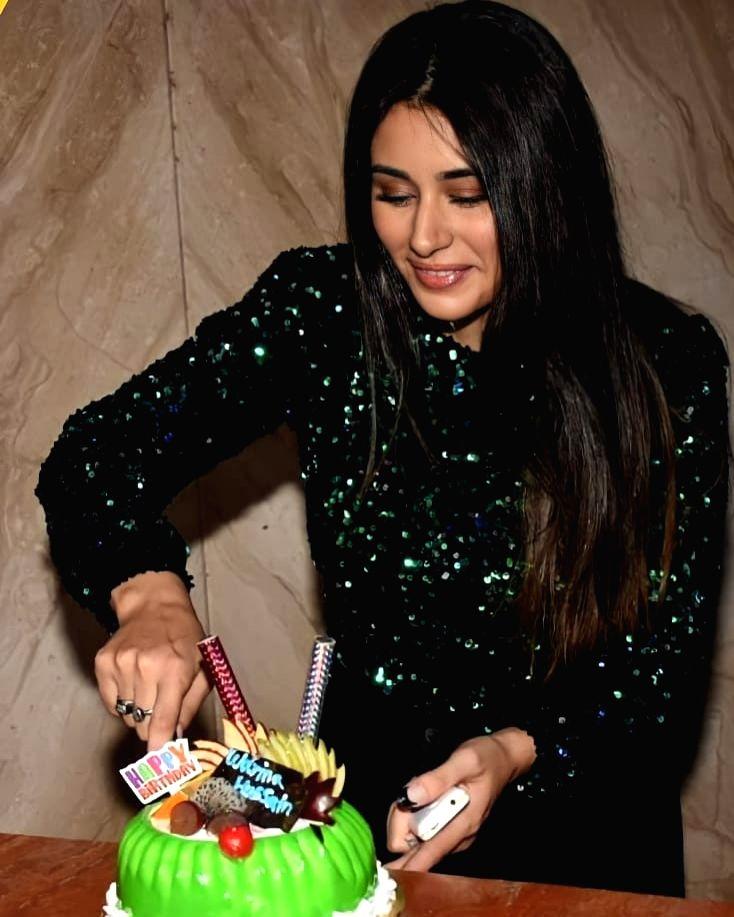 Bollywood actress Varina Hussain - Varina Hussain