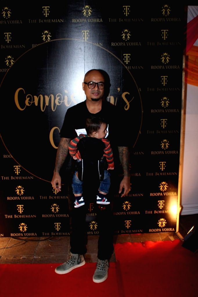 Bollywood celebrities during the 3rd Edition Of Connoisseurs Club Calendar in Mumbai on Jan 13, 2017.
