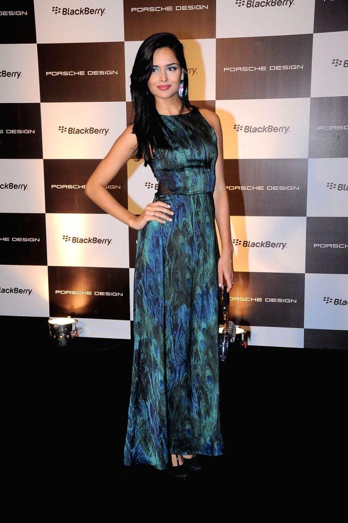 Bollywood celebrity at Anusha Dandekar`s album launch in Tryst, Mumbai.
