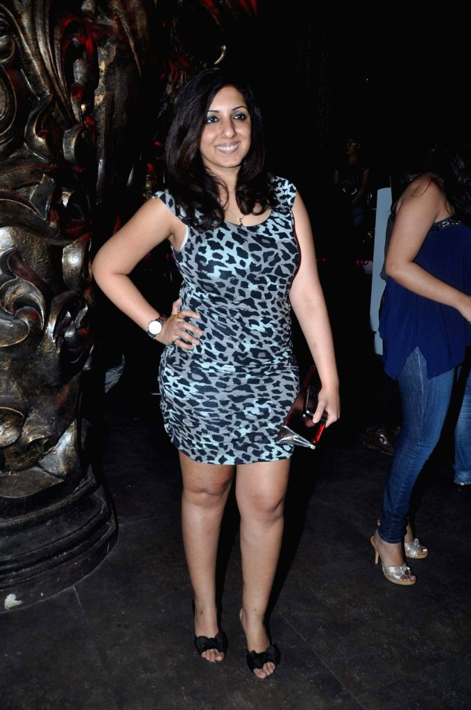 Bollywood celebrity at Strings Concert in Bandra, Mumbai.