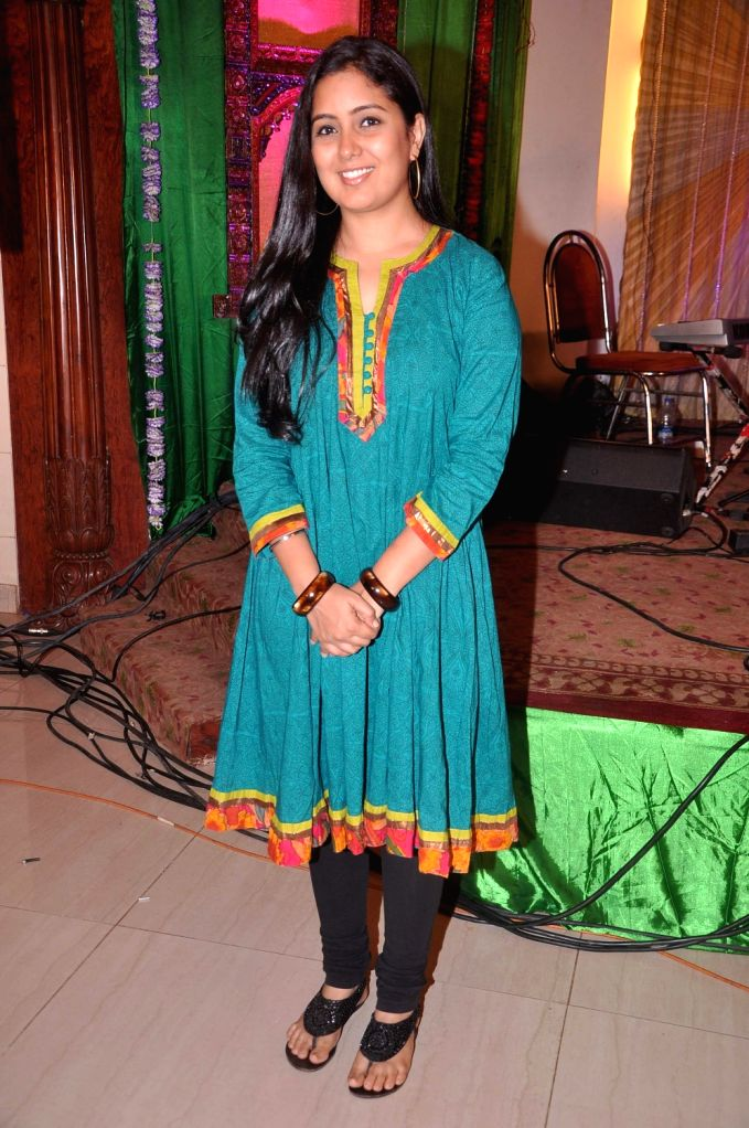 Bollywood celebrity at the launch of the album `Eternal Winds World Fusion` at Ajivasan Hall.